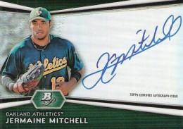 2012 Bowman Platinum Baseball Prospect Autographs Guide 20