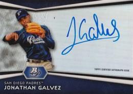 2012 Bowman Platinum Baseball Prospect Autographs Guide 19