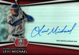 2012 Bowman Platinum Baseball Prospect Autographs Guide 23