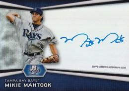 2012 Bowman Platinum Baseball Prospect Autographs Guide 24