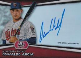 2012 Bowman Platinum Baseball Prospect Autographs Guide 27