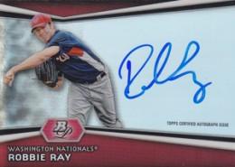 2012 Bowman Platinum Baseball Prospect Autographs Guide 28