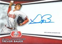 2012 Bowman Platinum Baseball Prospect Autographs Guide 29