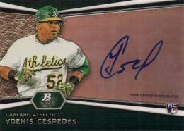 2012 Bowman Platinum Baseball Prospect Autographs Guide 36