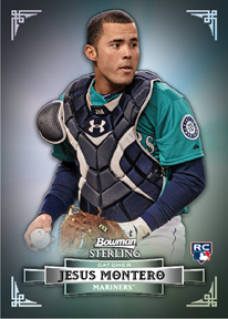 2012 Bowman Sterling Baseball Cards 1