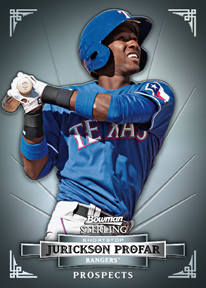 2012 Bowman Sterling Baseball Cards 2