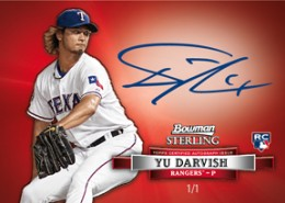 2012 Bowman Sterling Baseball Cards 3
