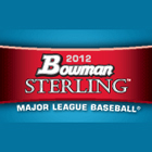 2012 Bowman Sterling Baseball Cards
