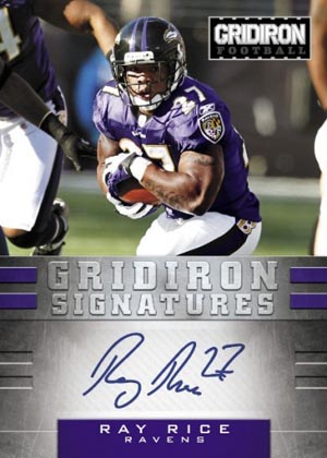 2012 Panini Gridiron Football Cards 6