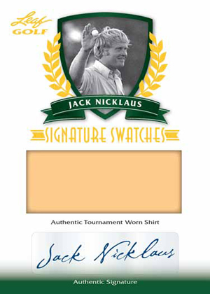 2012 Leaf Ultimate Golf Cards 5