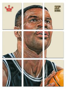 2012 National Sportkings David Robinson Puzzle