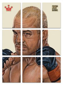 2012 National Sportkings Tito Ortiz Puzzle