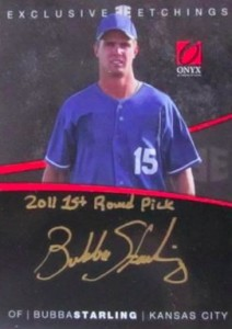 2012 Onyx Authenticated Platinum Prospects Baseball Cards 4