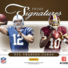 2012 Panini Prime Signatures Football Cards