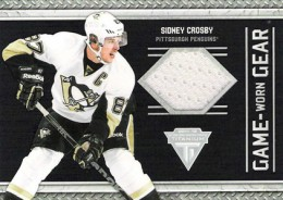 2011-12 Panini Titanium Hockey Short Prints Confirmed 1