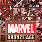 2012 Rittenhouse Marvel Bronze Age Trading Cards