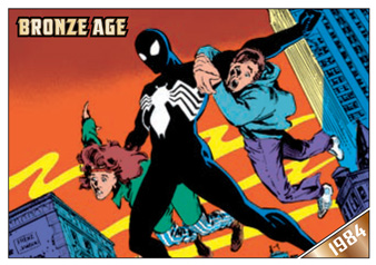 2012 Rittenhouse Marvel Bronze Age Trading Cards 3