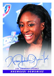 2012 Rittenhouse WNBA Basketball Cards 11