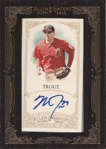 Ultimate Guide to Mike Trout Autograph Cards: 2009 to 2012 20