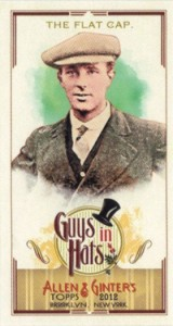 Fashionable Ladies and Guys in Hats Surprise in 2012 Topps Allen & Ginter 18