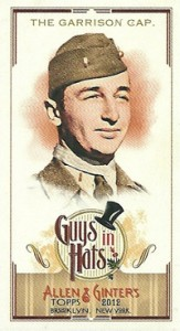 Fashionable Ladies and Guys in Hats Surprise in 2012 Topps Allen & Ginter 19