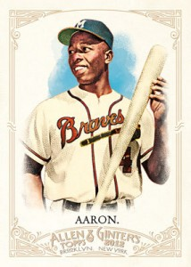 2012 Topps Allen & Ginter Through Case Breaker Eyes 1