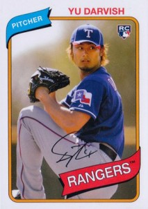 Yu Darvish Baseball Cards and Autograph Memorabilia Guide 11
