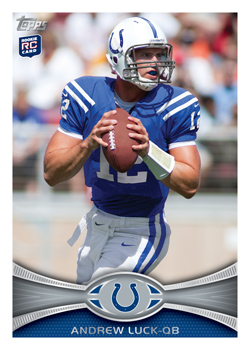 2012 Topps Football Complete Set Hobby Edition 15
