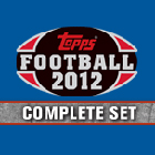2012 Topps Football Complete Set Hobby Edition