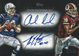 2012 Topps Inception Football Hot List 4