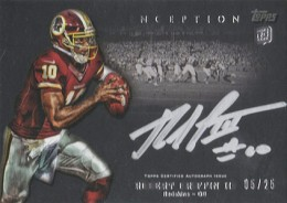 2012 Topps Inception Football Hot List 7