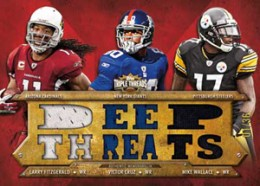 2012 Topps Triple Threads Football Cards 10