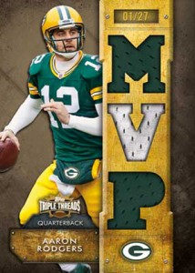 2012 Topps Triple Threads Football Cards 7