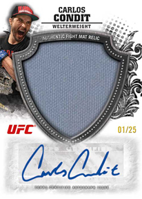 2012 Topps UFC Bloodlines Trading Cards 14