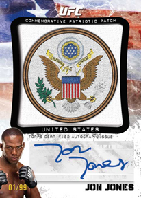 2012 Topps UFC Bloodlines Trading Cards 22