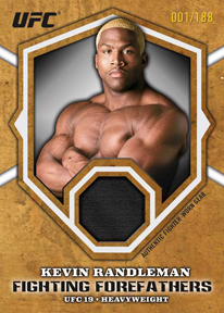 2012 Topps UFC Bloodlines Trading Cards 16