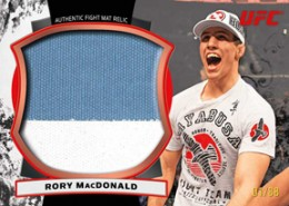 2012 Topps UFC Bloodlines Trading Cards 13