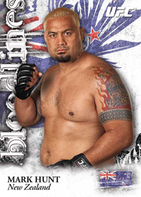 2012 Topps UFC Bloodlines Trading Cards 7