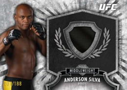 2012 Topps UFC Bloodlines Trading Cards 4
