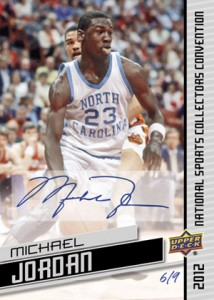 How to Get Exclusive Cards at the 2012 National Sports Collectors Convention 13