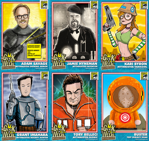 Trading Card Swag and Exclusives at the 2012 San Diego Comic-Con 11
