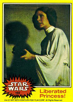 1977 Topps Star Wars Series 3 Trading Cards 19