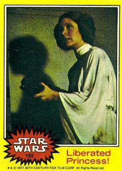 9938799e5e4 1977 Topps Star Wars Series 3 Trading Cards 19