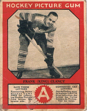 1933-34 V252 Canadian Gum Hockey Cards 20