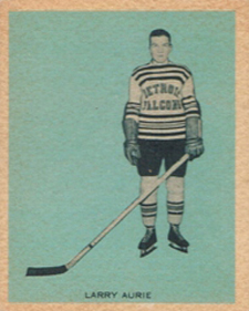 1933-34 V288 Hamilton Gum Hockey Cards 23