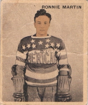 1933-34 V357 Ice Kings Hockey Cards 20