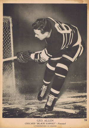 1939-40 O-Pee-Chee V301-1 Hockey Cards 20