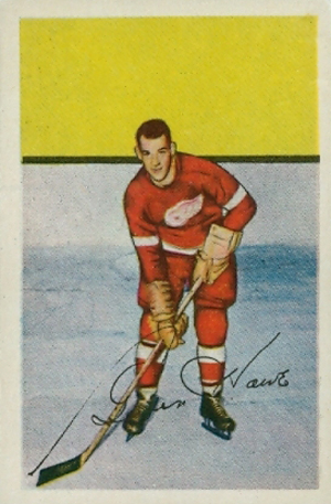 1952-53 Parkhurst Hockey Cards 3
