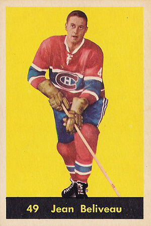 1960-61 Parkhurst Hockey Cards 23