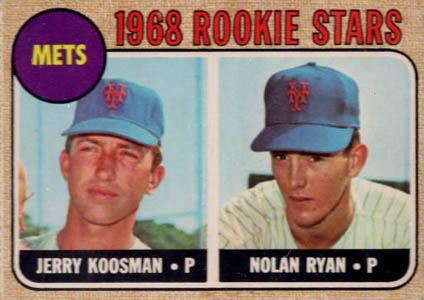 Nolan Ryan Cards, Rookie Cards and Autographed Memorabilia Guide 1